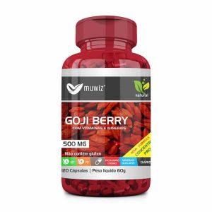 Goji Berry 120caps Muwiz