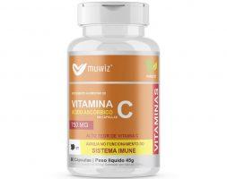Vitamina C – Ácido Ascórbico